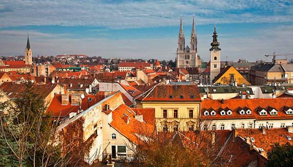 Circuito de 13 dias Festa Balcânica Fim Bucareste, saídas de Zagreb ás quartas