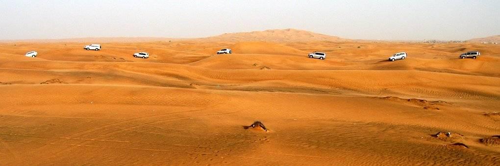 4X4 EN DUBAI
