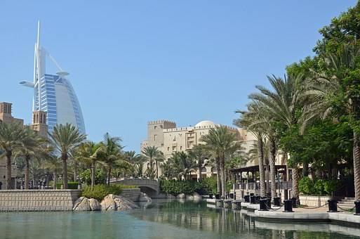 PASEAR POR DUBAI
