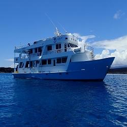 GALAPAGOS - Buceo en vida a bordo