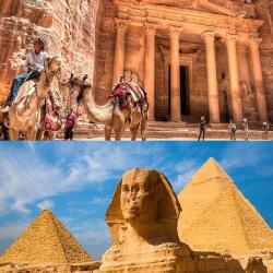 Oferta combinado Egipto y Jordania