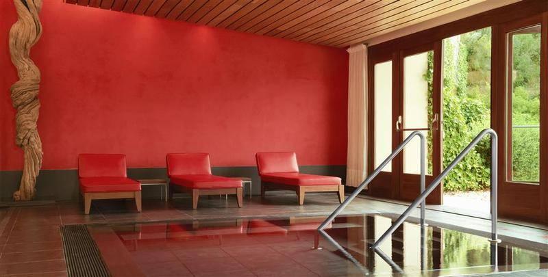 Spa elegante en el hotel marques de Riscal