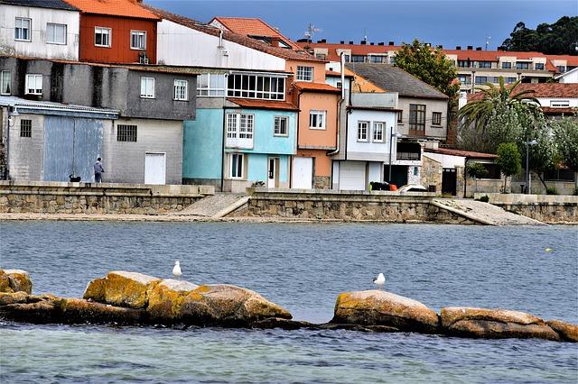 Cambados Galicia