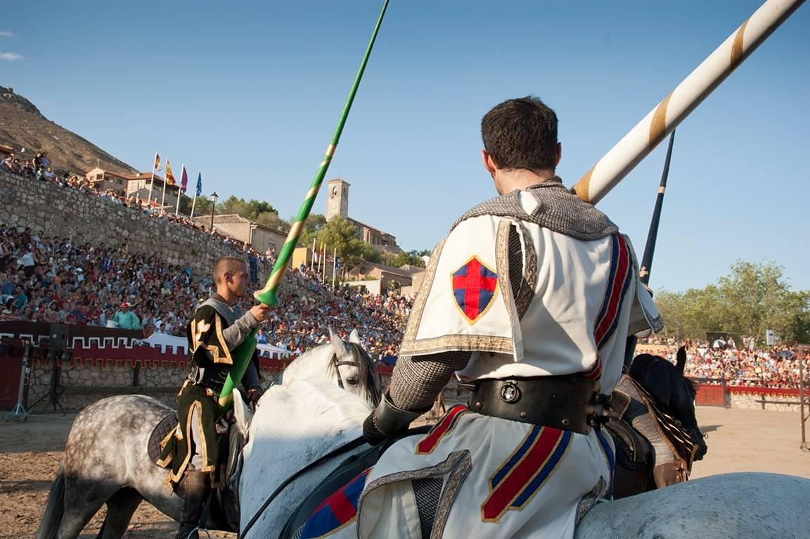 6 de Julio del 2019. Festival Medieval de Hita, Venta Anticipada Hasta el 1 de Junio