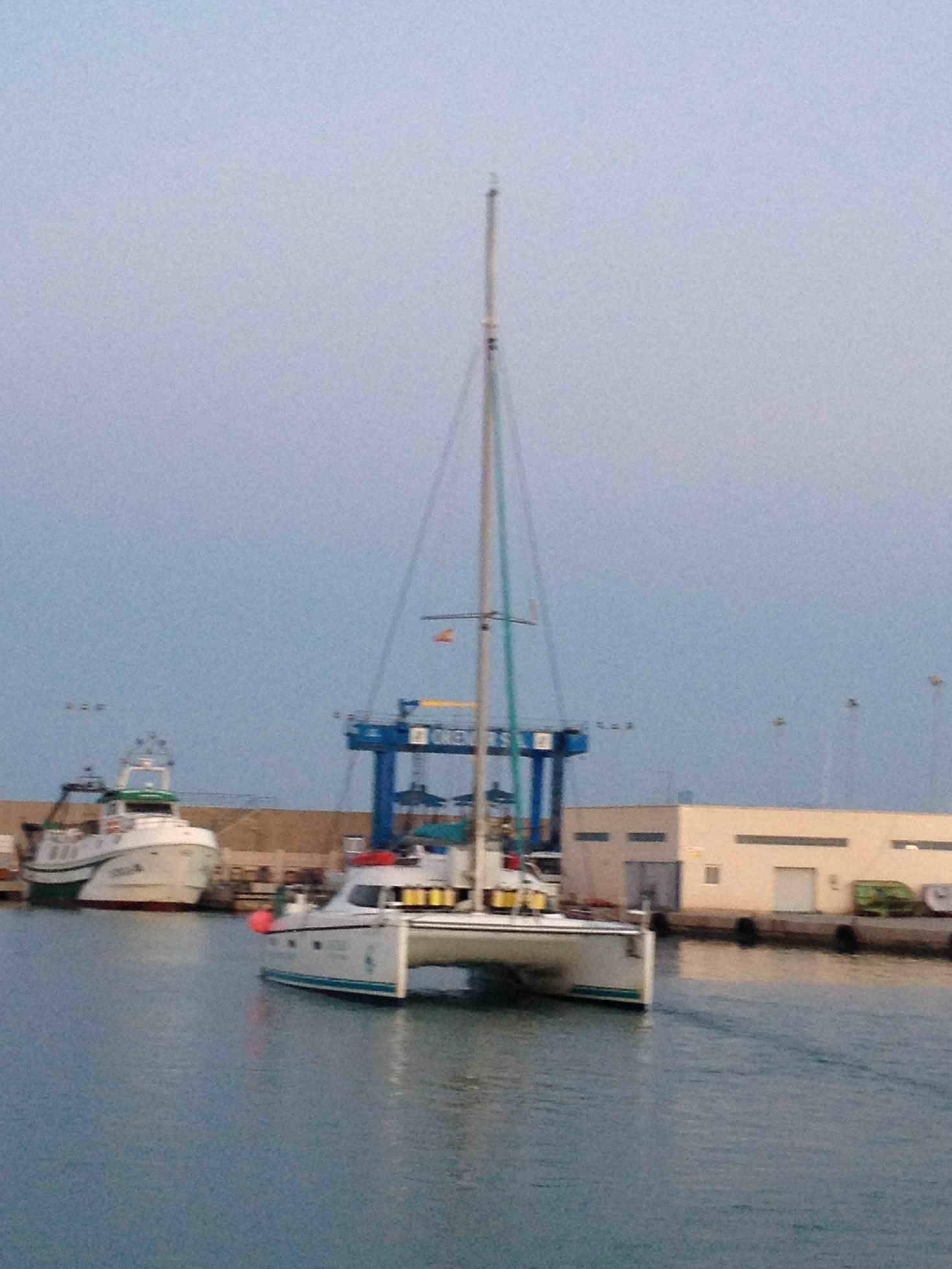 Viaje de buceo fin de semana vida a bordo reserva Islas COLUMBRETES 20-22 septiembre
