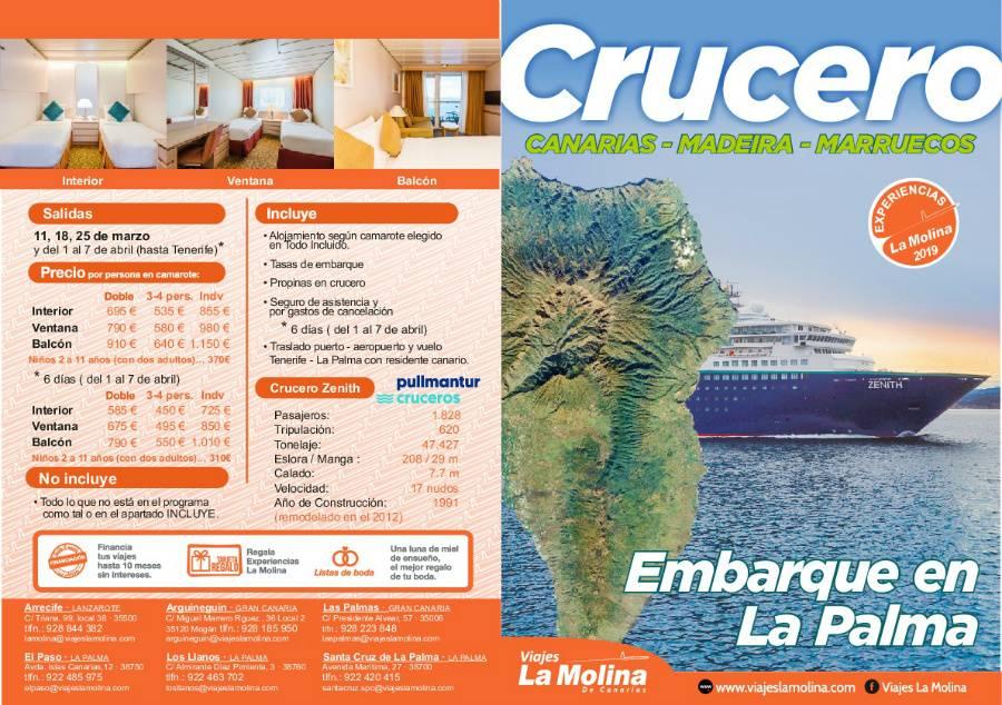 La Palma Crucero