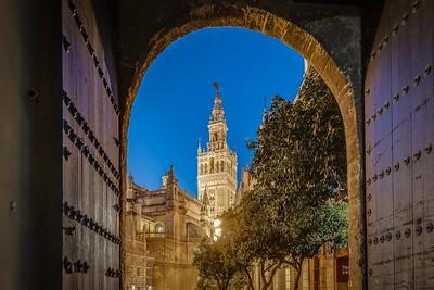Alcazar Sevilla - Ruta de la Plata