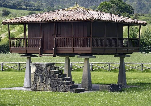 horreo asturiano 2020