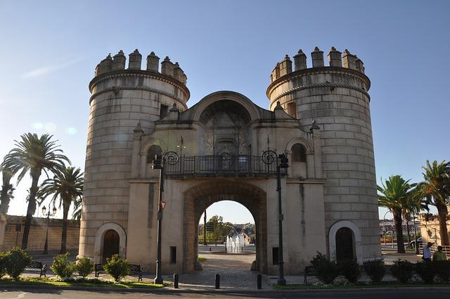 Extremadura castillo abr 2020