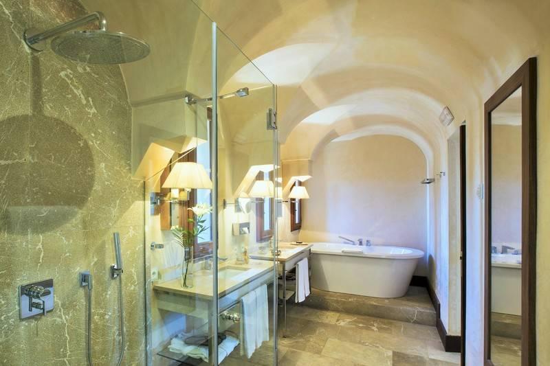 baños impresionantes
