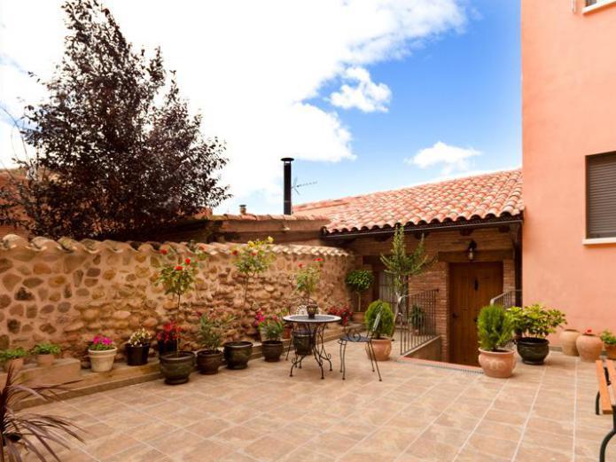 Casa Rural La Cigüeña Uruñuela La Rioja