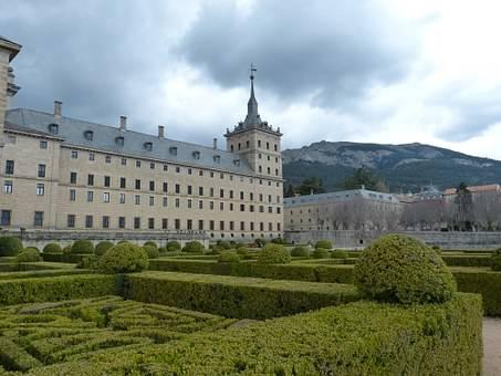 Madrid y alrededores, Patrimonio Nacional