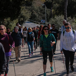 Nordic Walking en la Cerdanya