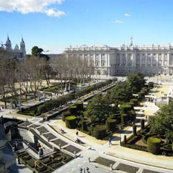 Madrid, Heart of Spain