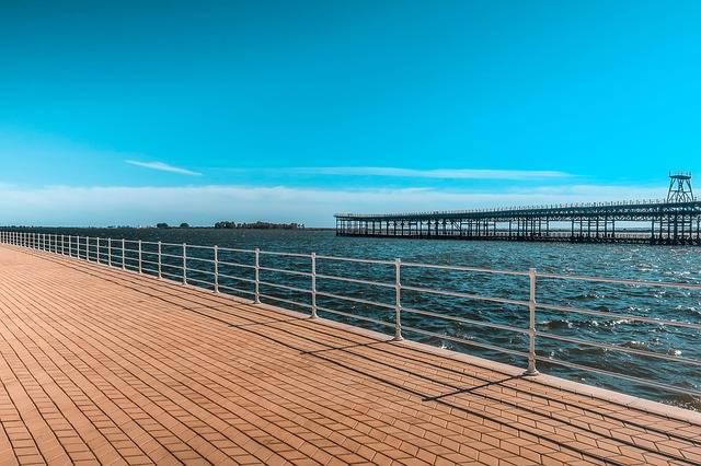 Paseo marítimo Huelva