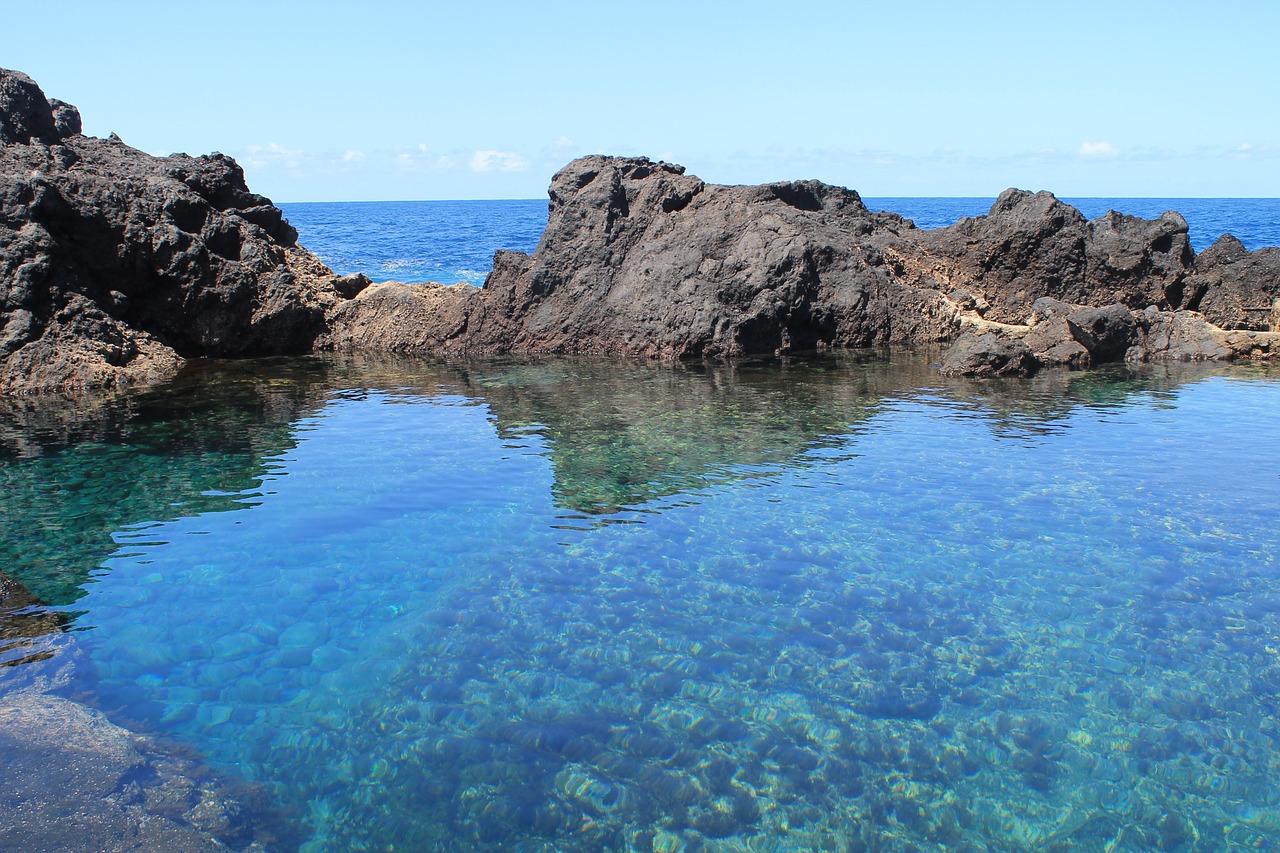 Garachico piscina natural