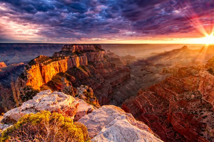 Grand Canyon - Costa Oeste