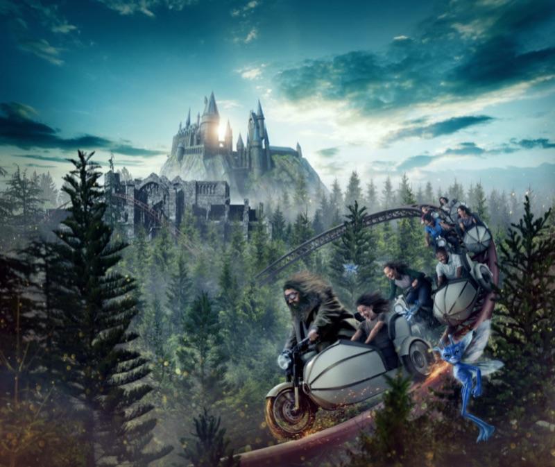 Island Of Adventure - Universal Studios
