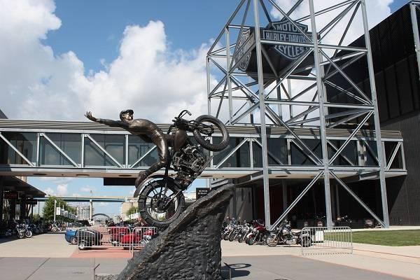 Museo Harley Davidson, Milwaukee