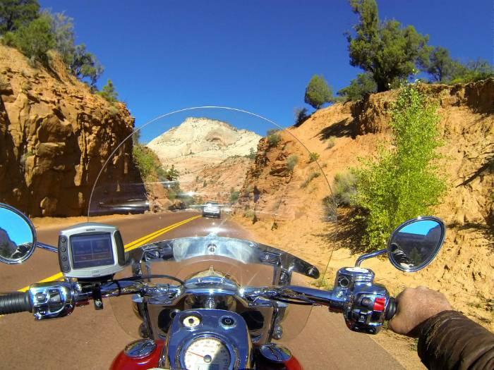 Ruta 66 en Moto - Guia Acompañante