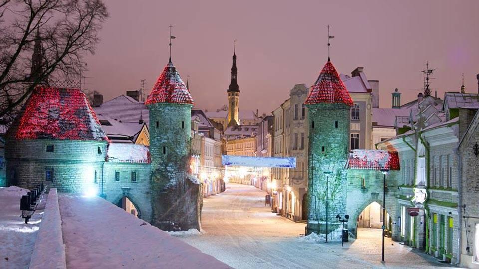 Réveillon Em Tallinn