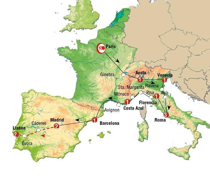Panorama EUROPEU