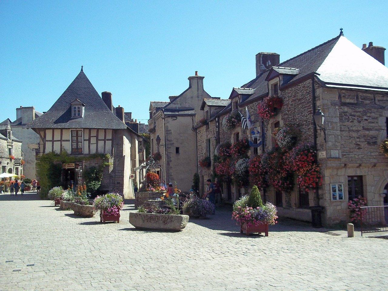 Bellezas de Bretaña y Normandía. Julio 2021