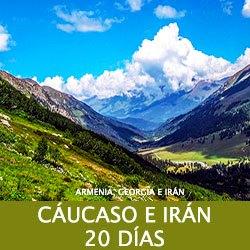 Cáucaso e Irán