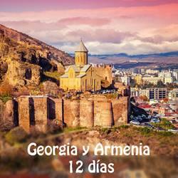 Viajar al Cáucaso: Georgia y Armenia