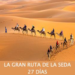 La Gran Ruta de la Seda