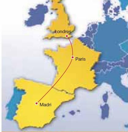 Circuito de 7 dias,LONDRES, PARIS, saídas ás segundas todo o ano