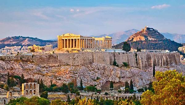 Circuito de 7 dias de ónibus Grande Tour de Grécia, saídas de Atenas ao domingo