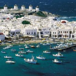 Oferta de viaje Atenas y Mykonos