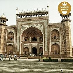Viajes a la India, Agra
