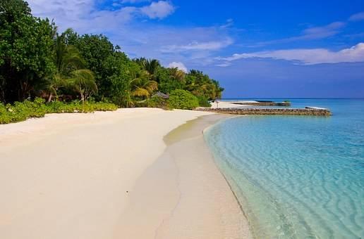 ISLAS MALDIVAS PARAISO