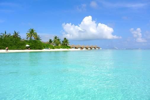 PASEAR POR MALDIVAS