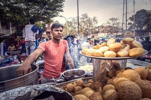 MERCADOS LOCALES EN LA INDIA