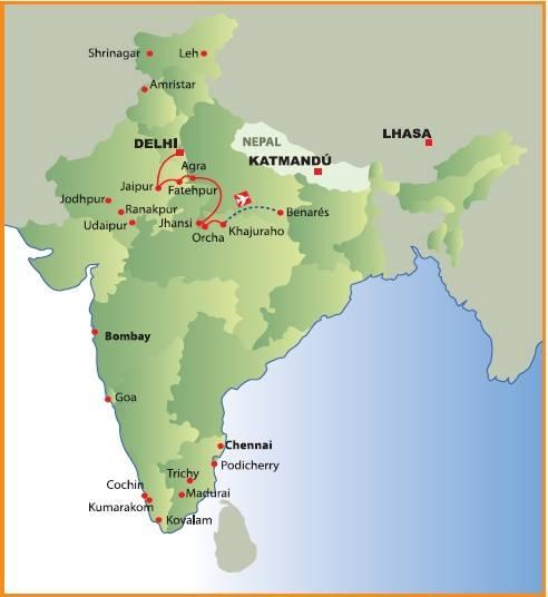 india e nepal