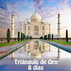 India: El Triángulo Dorado