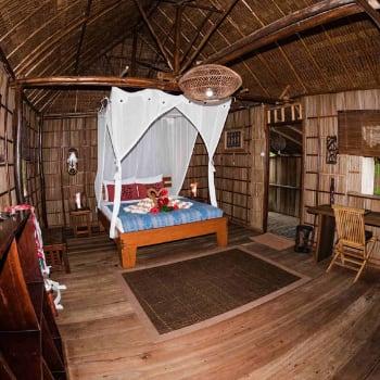 Cabaña Superior