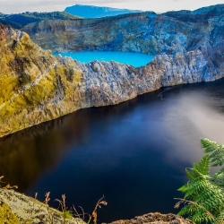 Crater del Kelimutu, Flores