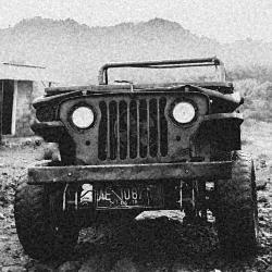 Jeep, vintage