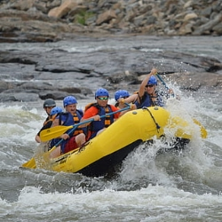 Rafting Sulawesi