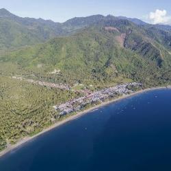 Resort en Kampangar