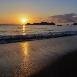 Sunset, Kampangar