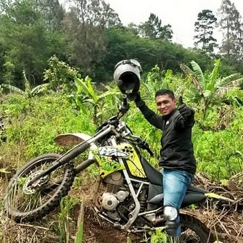 Java en moto