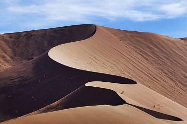 Aventure in Iran Desert