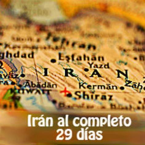 Irán al completo: Del Mar Caspio al Golfo Pérsico