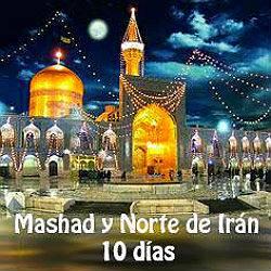 Viajar a Irán: Norte de Irán y Mashad