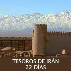 Viajar a Irán: Tesoros de Irán